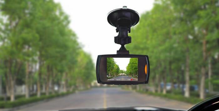 ติดกล้อง หน้ารถ